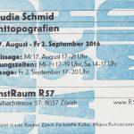 Lichttopografien - Claudia Schmid