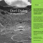 Dorf-Dialog, 29. Oktober 2016