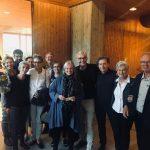 Corin Curschellas gewinnt Bündner Kulturpreis 2018
